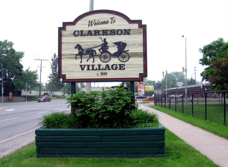 Clarkson Village, Mississauga, Ontario